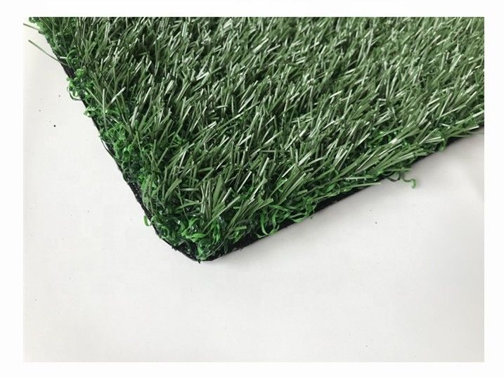 Tumbler Soft Sports Artificial Grass For Football Ground Low Maintenance